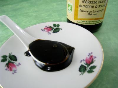mélasse noire
