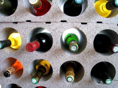 Image : Service des boissons - Les vins