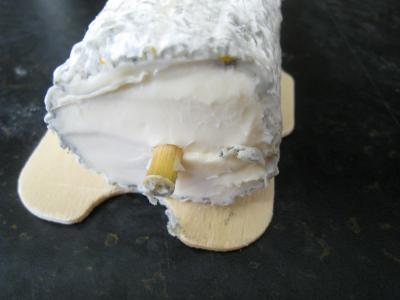 Image : Chèvre - Coupe fromage de chèvre