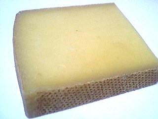 Image : Comté - Tranche de fromage comté