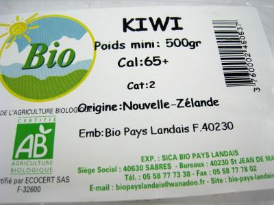 Image : Etiquettes - Une étiquette