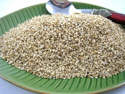 Photo : Graines de sésame