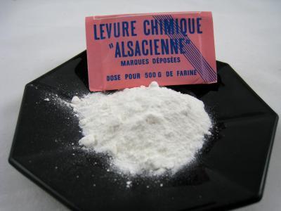 Image : Levure chimique ou agents levants - Levure chimique