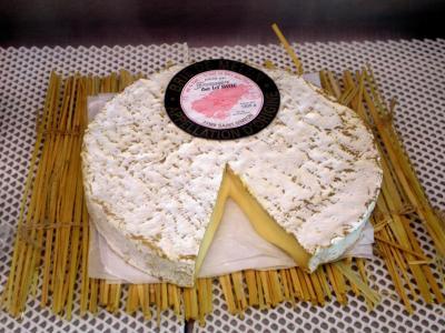 Image : Brie de Melun - Brie de melun