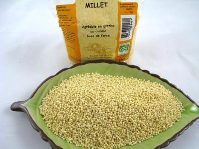 Image : Millet - Le millet
