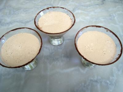 Cocktail au chocolat et au caramel - 11.1