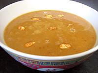 Sauce aux cacahuètes