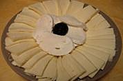 Coeur de canard : Raclette maison