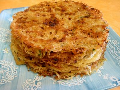 Image : Galette - Galettes de vermicelles de riz