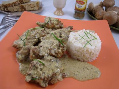Recette Assiette de lapin à la grecque