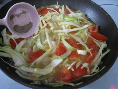 épicer pendant la cuisson