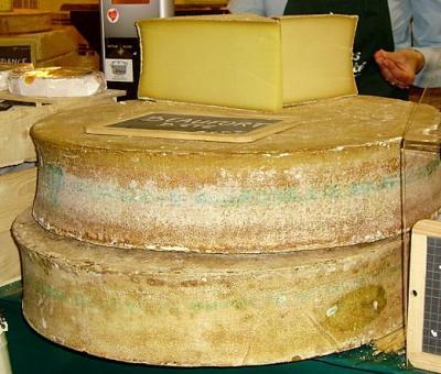 Image : Beaufort - Meule de fromage beaufort