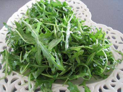 Image : Roquette - Salade roquette