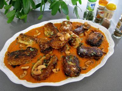 Image : La cuisine Afghane - Kafta afghan