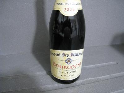 Photo : Pinot noir de Bourgogne