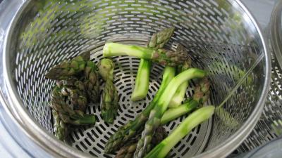 Verrines aux asperges et au mascarpone - 4.1