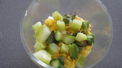 Verrines aux asperges et au mascarpone - 9.4