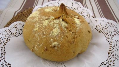 farine de maïs : Pain espagnol