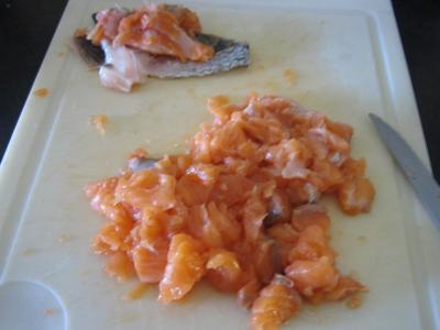 Terrine de saumon aux cerises - 3.4