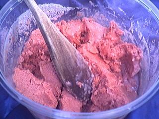 Mousse rosée glacée aux fraises - 3.1