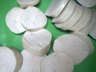 Aumônières d'abricots au boudin blanc - 1.4