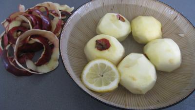 Crumble aux pommes - 2.2
