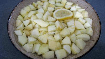 Crumble aux pommes - 2.4