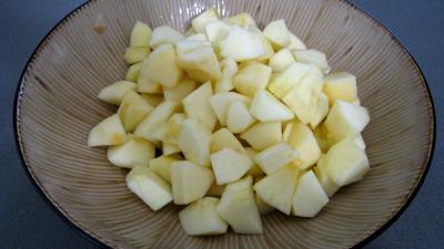 Crumble aux pommes - 3.2