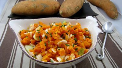 Image : Salsa de patates douces à la mexicaine