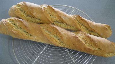 Baguettes de pain - 13.1
