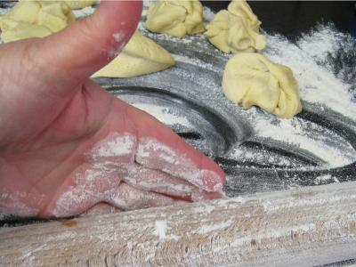 Taloa au jambon et aux girolles façon Basque - 11.2
