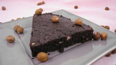 Image : recette Gâteau basque au chocolat (Oihana beltza)
