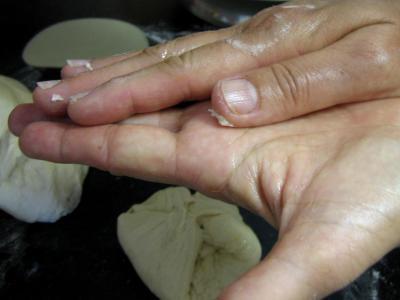 Pain à la farine complète à la poolish - 7.4