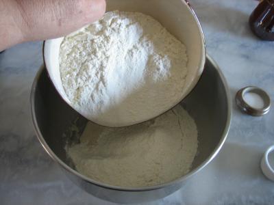 Pain à la farine complète à la poolish - 3.3