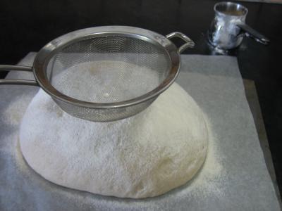 Pain à la farine complète à la poolish - 10.2