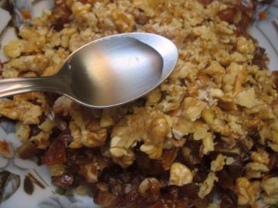 Bouchées feuilletées aux dattes et aux noix - 3.1