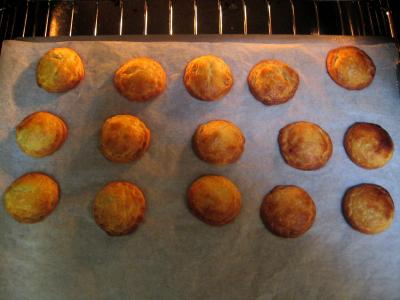 Bouchées feuilletées aux dattes et aux noix - 8.1