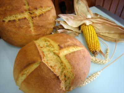 Image : Cuisine irlandaise - Pain au maïs