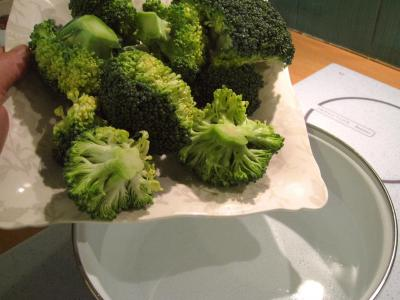 Crêpes aux brocolis et aux noix - 5.2