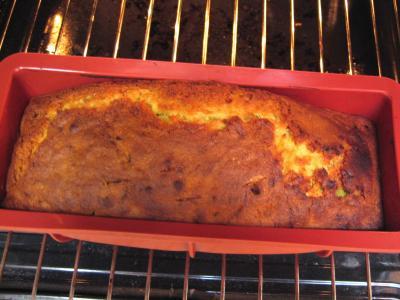 Cake sucré aux courgettes - 12.1