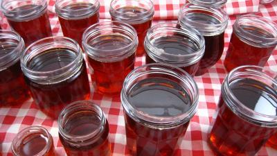 Gel e de mirabelles supertoinette la cuisine facile - Recette avec des mirabelles ...
