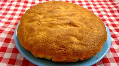 Coulis d'abricot : Gâteau pain de l'O' à la portugaise