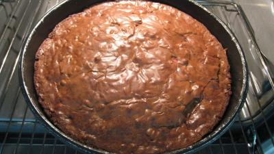 Brownies moisis aux asticots - 10.1