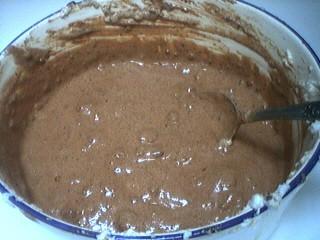 Moelleux au chocolat et aux noix - 7.2