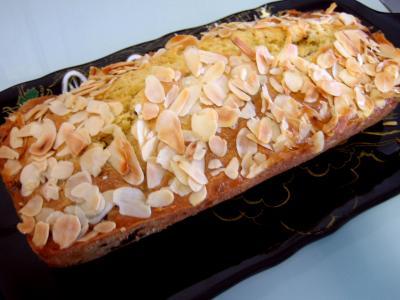 Cake au foie gras et sa sauce à la truffe - 8.2