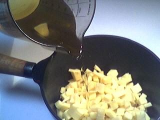 Fondue savoyarde aux cèpes - 5.1