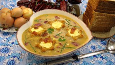 Cuisine diététique : Soupière de velouté de légumes