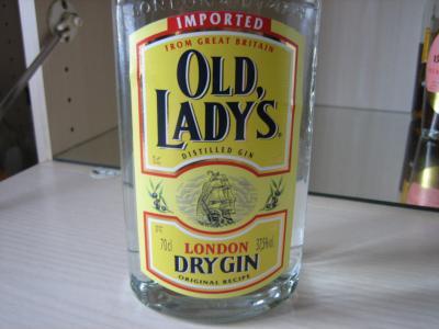 Photo : Gin