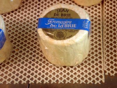 Photo : Fromage Jean de Brie