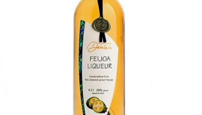 Image : Liqueur de feijoa - Liqueur de feijoa